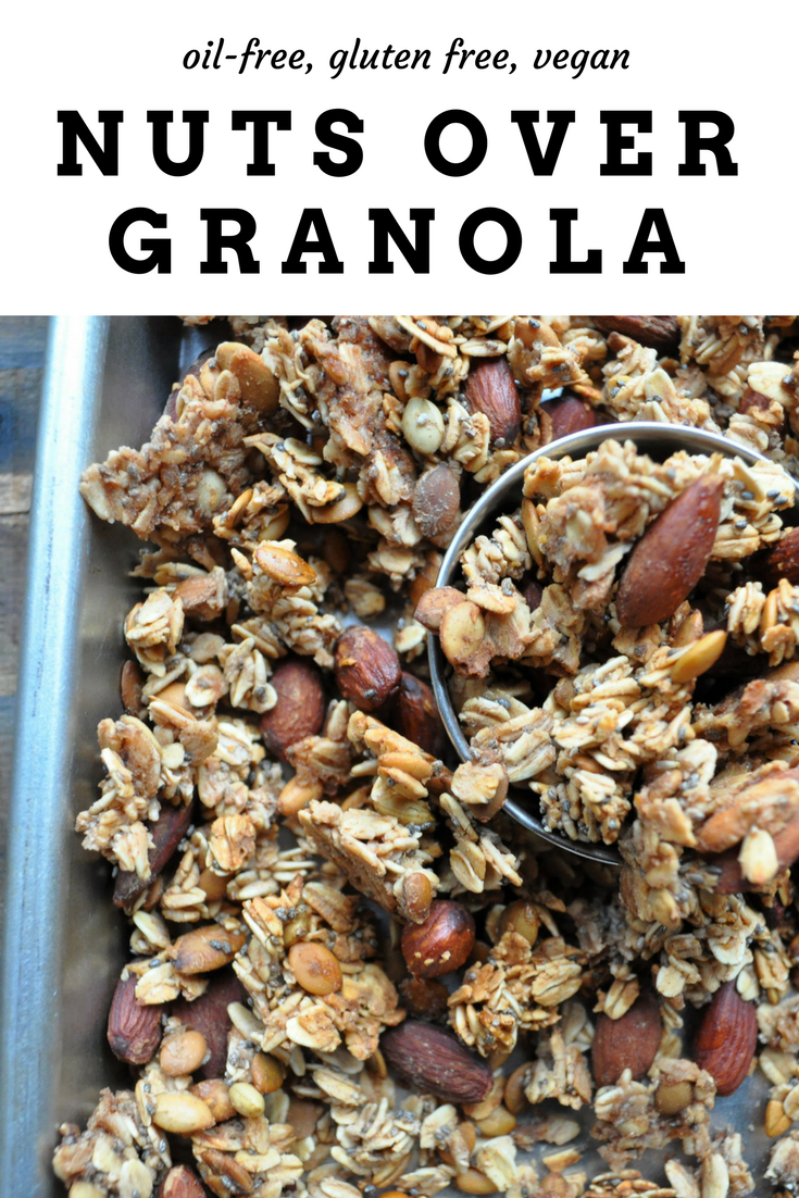 nuts over granola