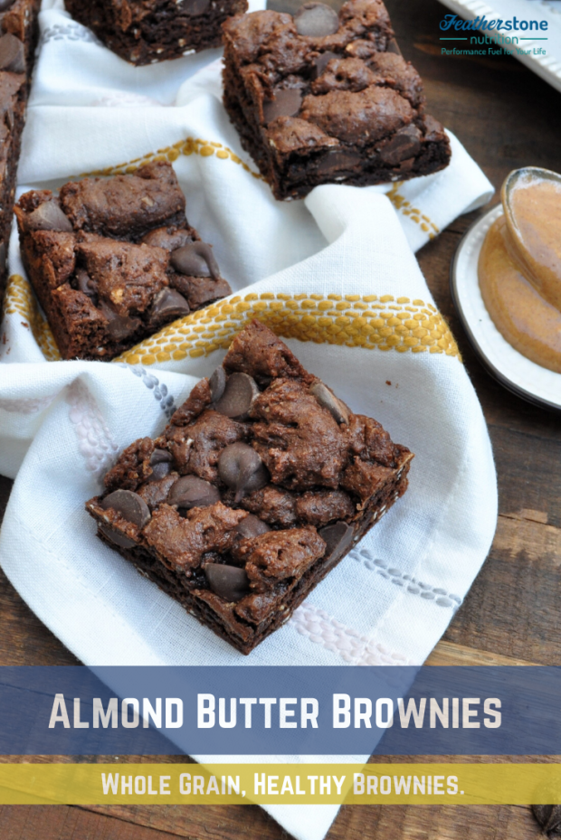 Almond Butter Brownie