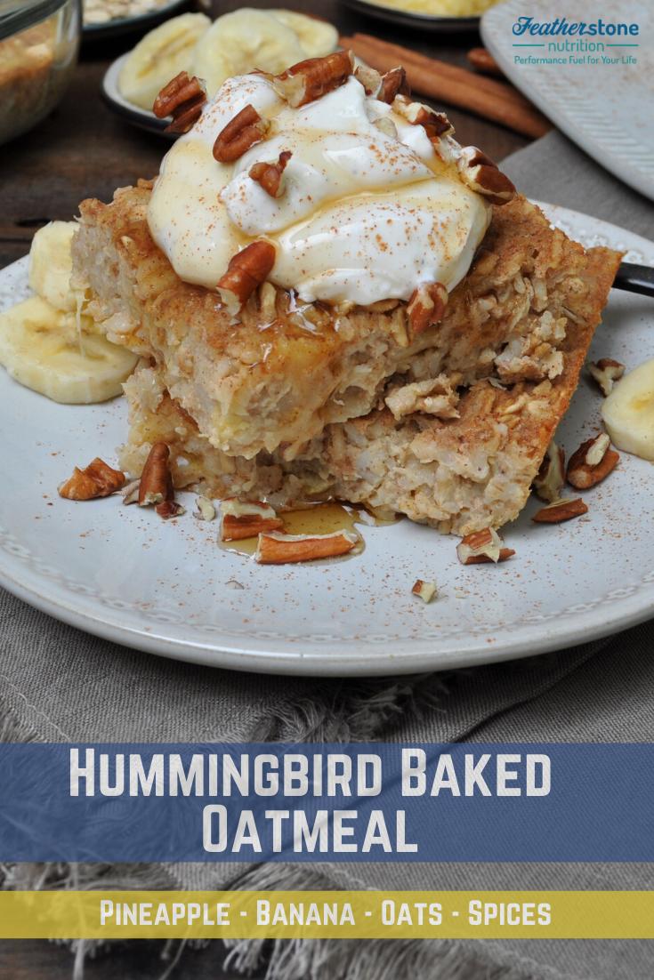 HB Baked Oatmeal
